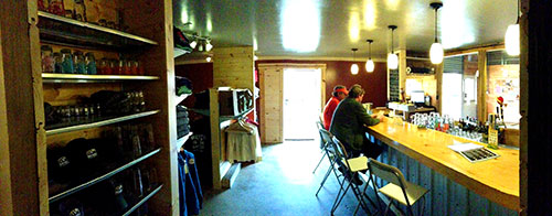 Green Room Panorama